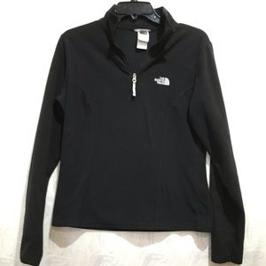 The North face lightweight fleece pullover sweater